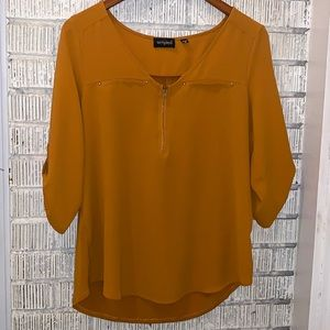 Tempted brand blouse